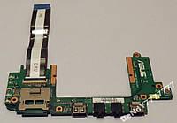 Плата USB Audio CardReader 1201T 60-OA1YIO1000-B02