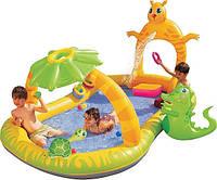 Детский игровой центр-бассейн BestWay 53030,  Джунгли