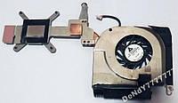 Радиатор + кулер HP dv6607nr dv6500 FOX3IAT8TPC93A