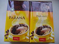 Кофе молотый PARANA 500 гр. Польша (твердая пачка)