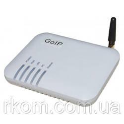 Шлюз GoIP 1 - ООО «РКОМ» - телекоммуникации и связь в Киеве
