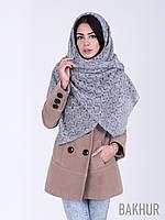 Модная женская шаль