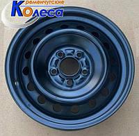 Колесные диски R16 W6.5  Nissan X-trail стальные