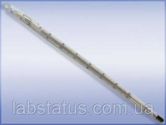 Термометр лабораторний МЛС-22 (-30...+35°С); L-200мм