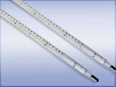 Термометр лабораторный ТЛС-4 (0...+55°С) L-530мм