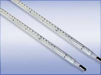 Термометр лабораторный ТЛС-4 (+250...+305°С) L-530мм