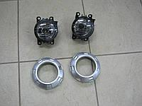 Накладка на противотуманную фару Mitsibishi Pajero Wagon IV 6400A583HA