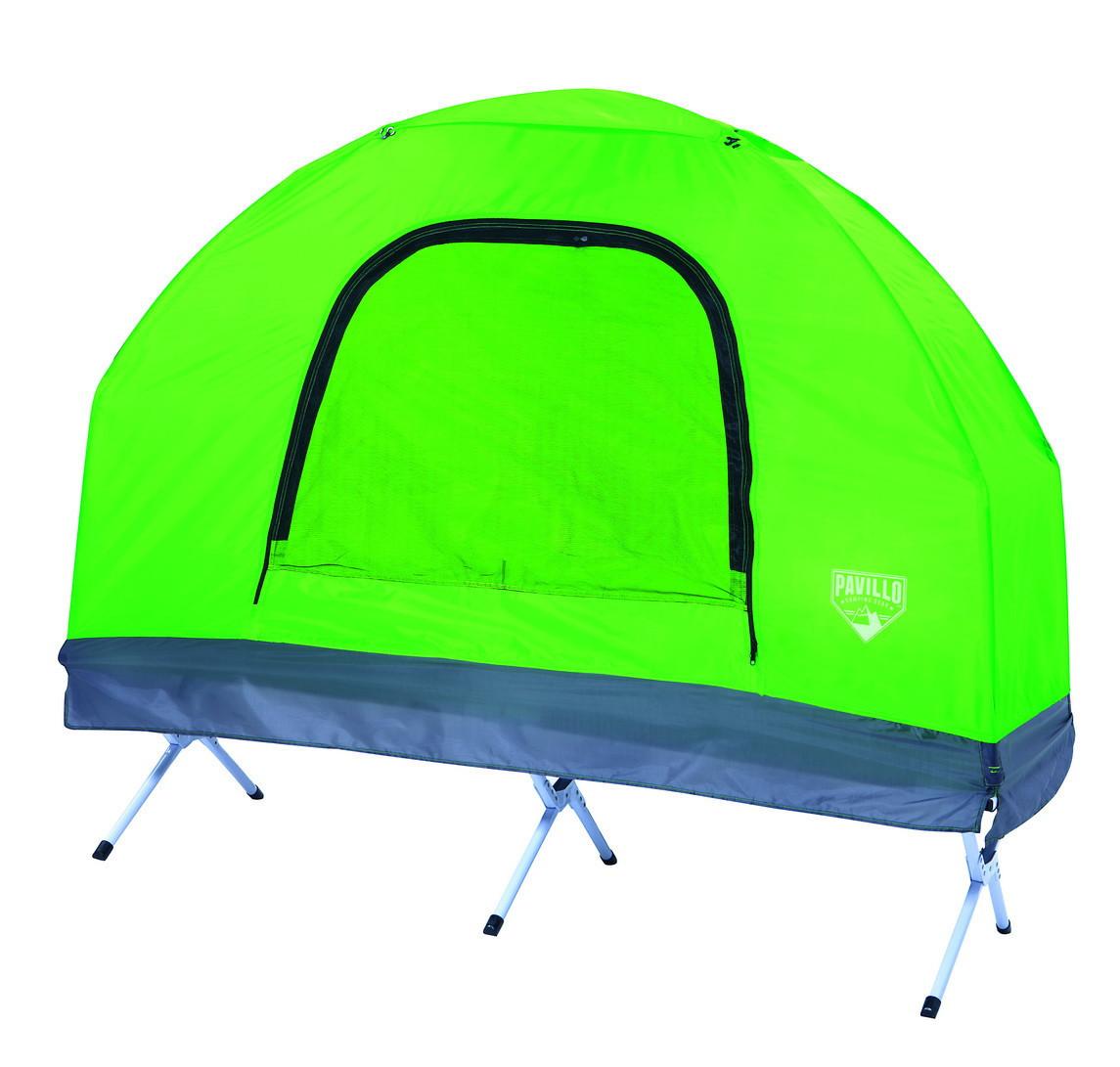 Туристическая палатка-раскладушка на 1 место 68064, 190х64х42см
