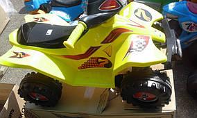 Детский квадроцикл 426-1 ORION, желтый 6V 4A