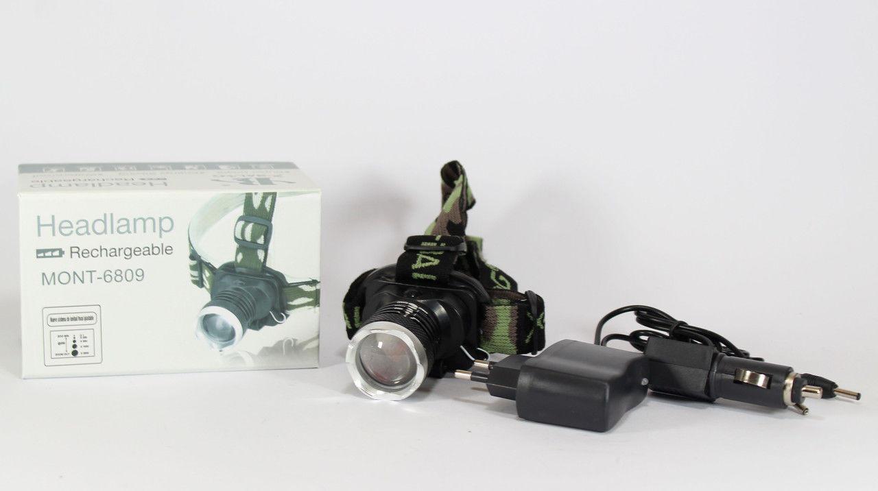 Ручной фонарик BL 6809