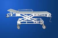 Тележка с регулированием высоты для транспортировки пациентов ВМп-3