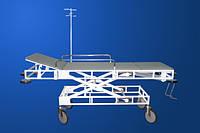 Тележка с гидравлическим регулированием высоты для транспортировки пациентов ВМп-6