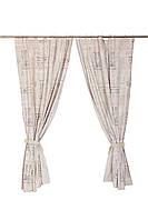 Комплект штор (2 шт.) Вилки и ложки 140*170 см, арт. LT-VL01