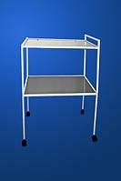 Столик инструментальный неразборный СІН-5 (металл/металл)