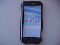 Чехол накладка бампер для ASUS ZenFone C