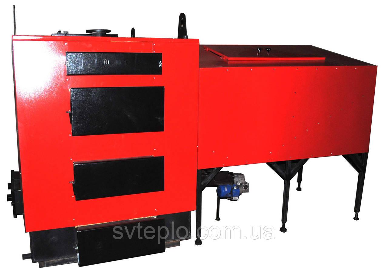 Твердотопливный пеллетный котел Altep КТ-3E-SH 150 кВт