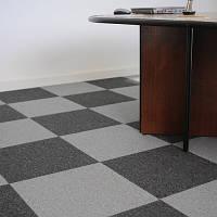 Ковровая плитка  для офиса