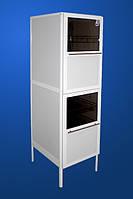Шкаф с бактерицидными лампами ШМБ 30