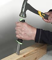 """Нож """"FatMax® Chisel Knife"""" с лезвием из углеродистой стали с чехлом  STANLEY 0-10-233"""