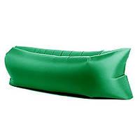 LAMZAC Green (Ламзак) Зеленый - надувной матрас, гамак, кресло, диван