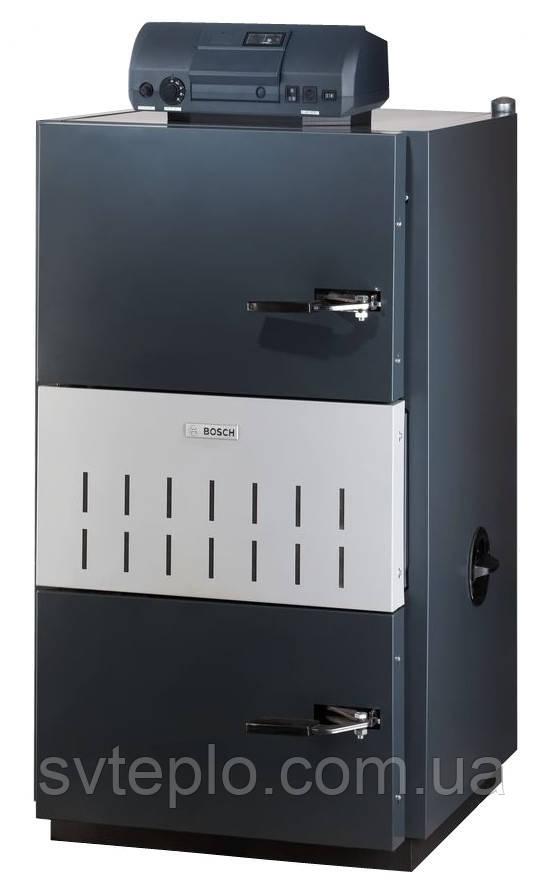 Твердотопливный пиролизный котел Bosch Solid 5000 W-2 21 кВт