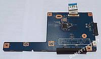 Плата JM51 CardReader Board Acer Aspire 5810T