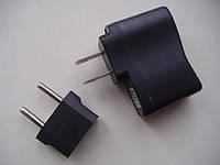 Сетевое зарядное для Телефона/MP3плеера USB 5V/1A