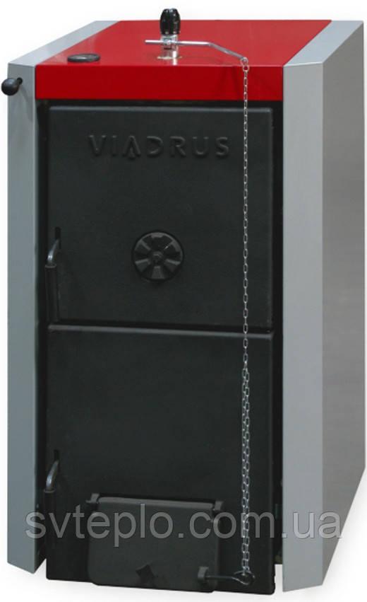 Твердотопливный котел Viadrus HERCULES U 22 D 35 кВт