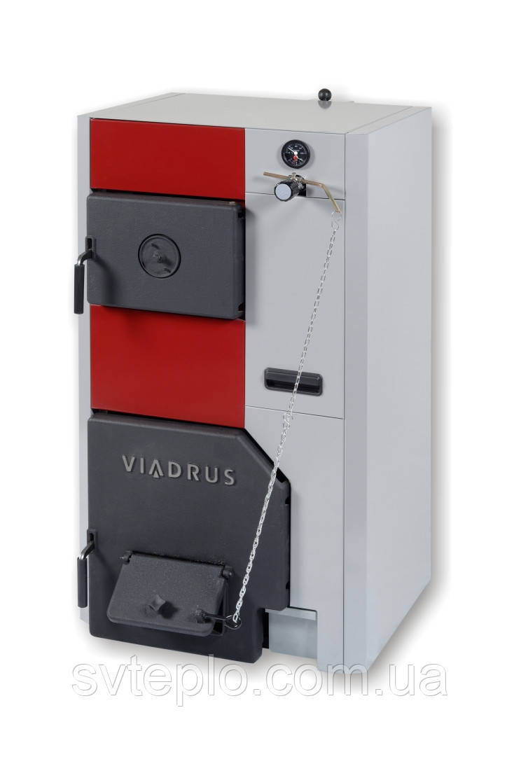 Твердопаливний котел Viadrus HERCULES U 24 38 кВт