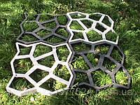 Форма для садовых дорожек 60х60х6см пластик, фото 1