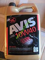 Масло Авис (API SG/ 10W40 4л (полусинтетика) цена!