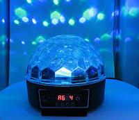 Дискошар Music Ball светодиодный МР3+в подарок пульт и флешка!