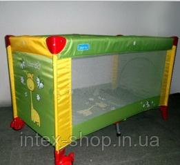 Манеж-кровать M-0524