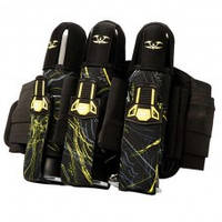 Харнес Valken Crusade Paintball 3+6 - Static Yellow