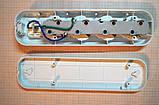 Колодка сетевая 220В на четыре розетки с выключателем и заземлением, фото 3