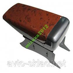 Подлокотник универсальный 42013 серебро