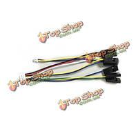 Eachine Falcon 180 Falcon 250 настроить кабельный ресивер для индивидуальных cc3D NAZE32 f3