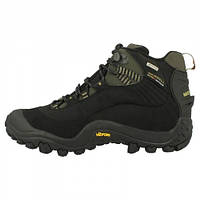 Зимние ботинки мужские Merrell Chameleon Thermo D808 черные