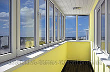 Утепление балконов и лоджий любой сложности в Херсоне