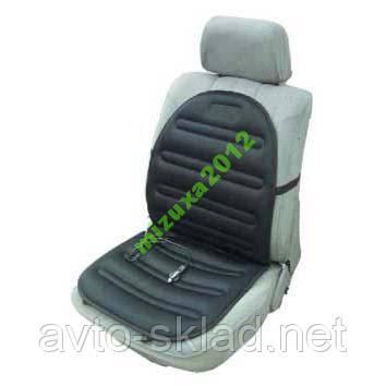 Подогрев сидений (накидка) с переключателем KIOKI