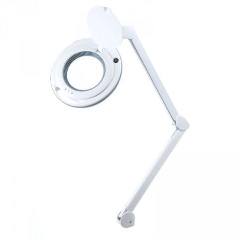 Лампа-лупа LS-6017 LED 5D (5 диоптрий) с регулировкой яркости