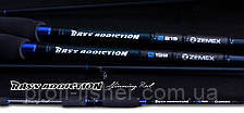 Спиннинги ZEMEX Bass Addiction Casting Rods 1,98м 3-15гр - Южная Корея