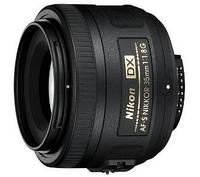 Nikon AF-S 35 mm f/1,8 G DX Nikkor