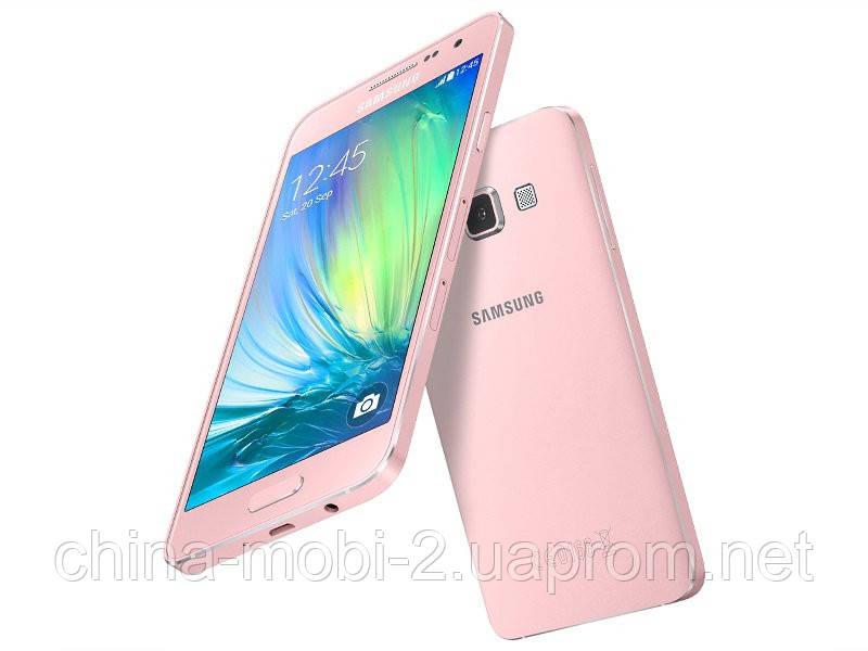 Смартфон Samsung Galaxy A3 16GB A300 Pink