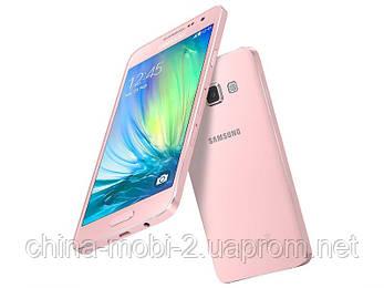 Смартфон Samsung Galaxy A3 16GB A300 Pink, фото 2