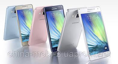 Смартфон Samsung Galaxy A3 16GB A300 Pink, фото 3