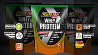Сывороточный протеин WHEY PROTEIN, вкусом БАНАН и КЛУБНИКА, 2 кг