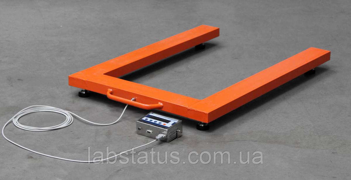 Весы палетные ТВ4-3000-1-U(1200х800х90)-12е