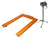 Весы палетные ТВ4-600-0,2-U(1200х800х90)-12еh (пыле-влагозащищенные)