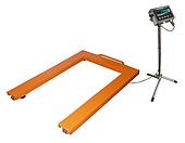 Весы палетные ТВ4-2000-0,5-U(1200х800х90)-12еh (пыле-влагозащищенные)